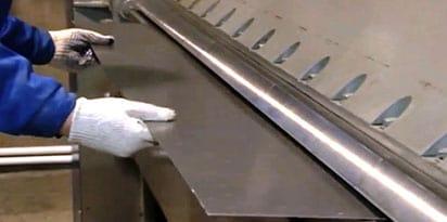 дверь металлическая замер изготовление установка